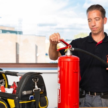 Brandblusser onderhoud