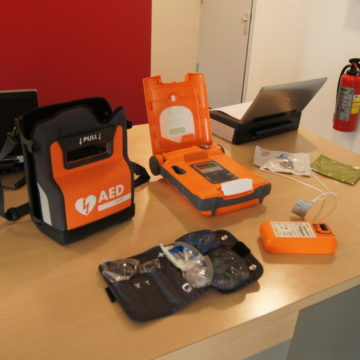 Onderhoud AED 1