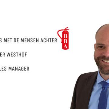 Maak kennis met onze nieuwe Sales Manager: Sander Westhof