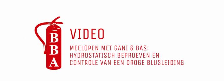 Video: Onderhoud van de droge blusleiding